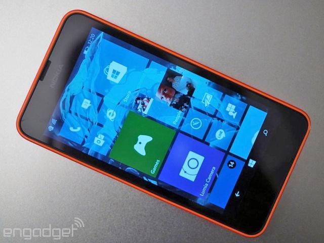 微软发布预览版Windows 10 Mobile