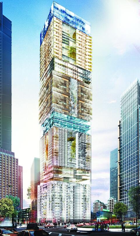 哈工大学霸探究养老新模式获国际建筑设计大奖