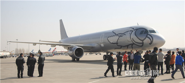 此后,龙江航空会依据中国民航规章要求进行外部喷涂,过渡检等工作.