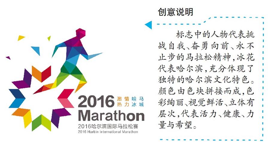 2015年青岛马拉松标志