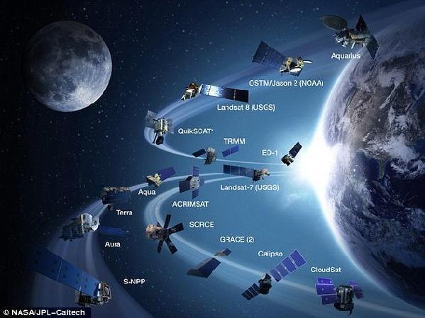 这正是我们研究磁声波的原因。如果我们能预测磁声波在地球周围出现的时间、地点和原因,就能提前判断卫星是否会受其影响,然后将卫星切换到安全模式。我们可以地球同步卫星来聆听这些声音。