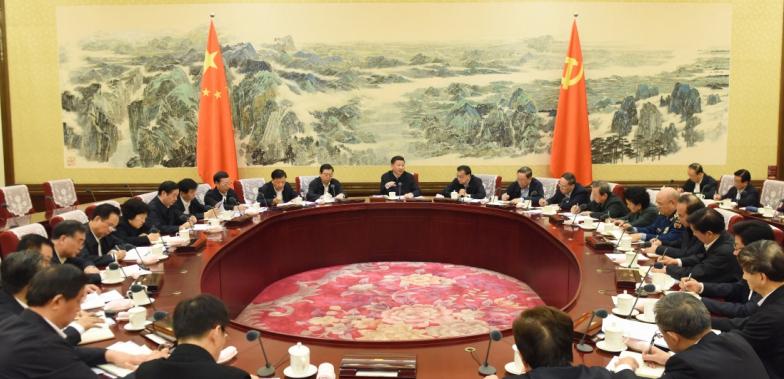 12月26日至27日,中共中央政治局召开民主生活会,中共中央总书记习近平主持会议并发表重要讲话。