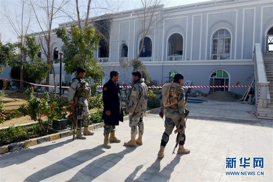 (国际)(1)阿富汗坎大哈发生两起爆炸致多人死伤