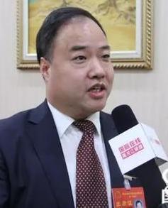 哈尔滨市人大代表、尚志市委书记杨爱国