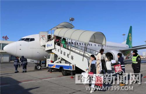 该航线由春秋航空日本公司737-800机型