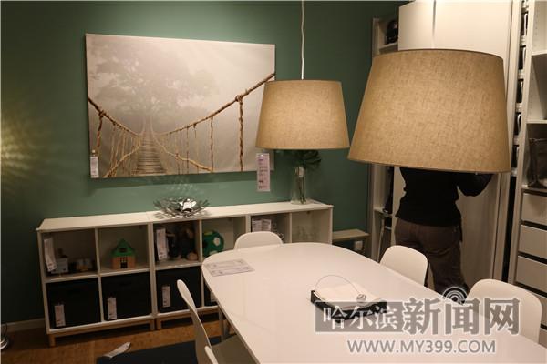中国最北宜家今夏入驻哈尔滨 抢先体验瑞典家居风格图片