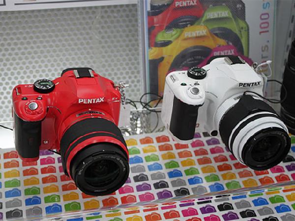 理光宾得或退出数码相机市场:没钱赚
