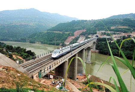 这五年 世人见证中国新巨变
