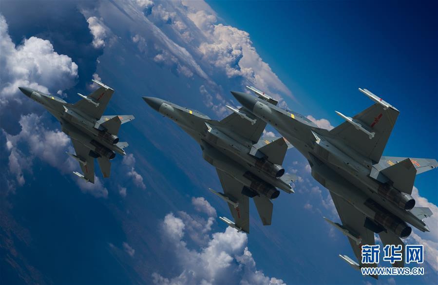 (图文互动)(1)中国空军向全疆域作战的现代化战略性军种迈进