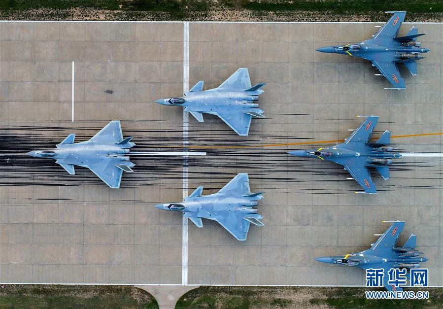 (图文互动)(2)中国空军向全疆域作战的现代化战略性军种迈进
