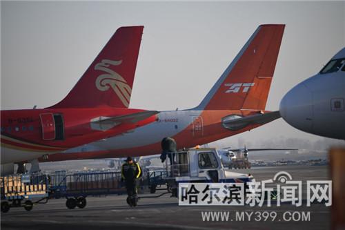 上海,广州,深圳,福州,厦门,杭州,南京,武汉等城市飞往哈尔滨的航班客