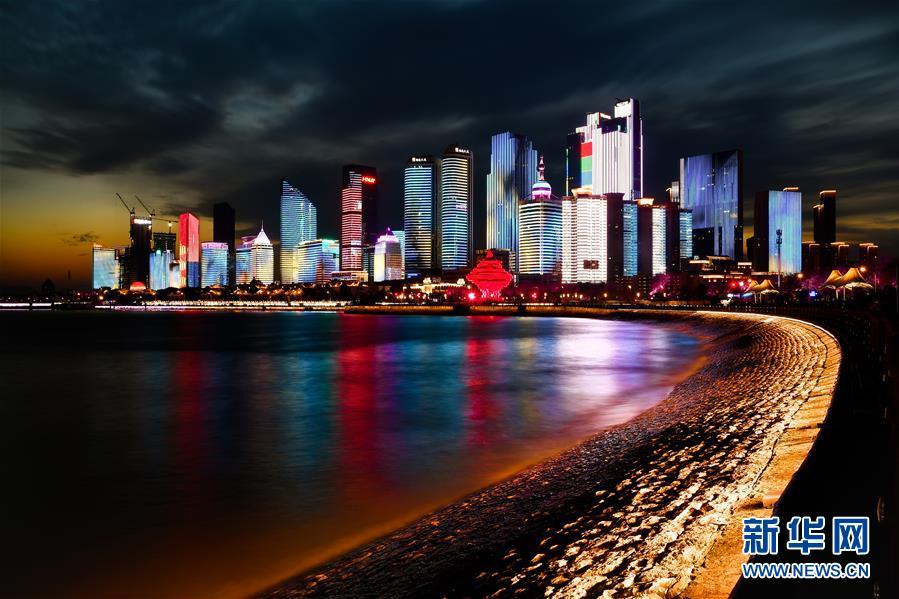 (新华全媒头条·图文互动)(2)百年老城诠释时代内涵 别样青岛拥抱上合峰会