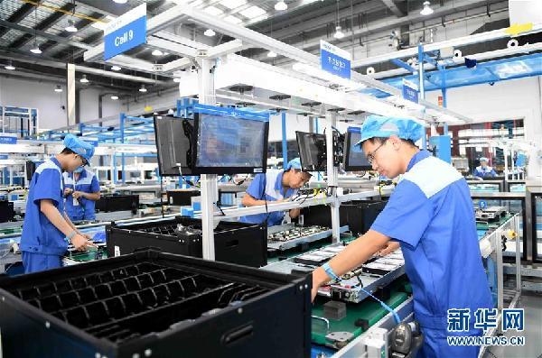 """(新华全媒头条·图文互动)(1)""""我们对中国经济的前景是乐观的""""——当前中国改革发展述评之一"""