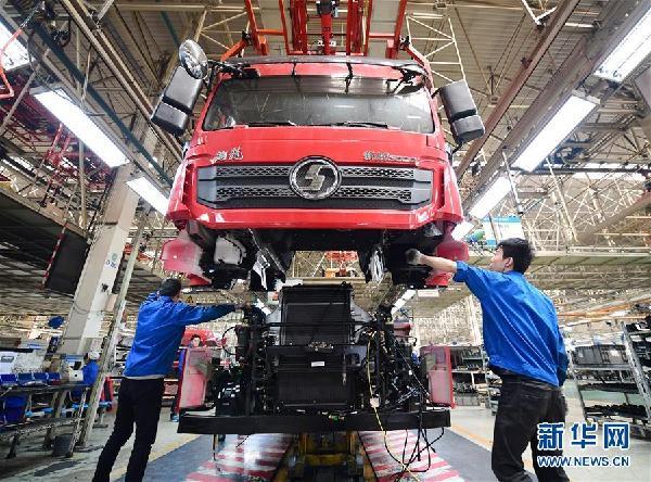 """(新华全媒头条·图文互动)(7)""""我们对中国经济的前景是乐观的""""——当前中国改革发展述评之一"""