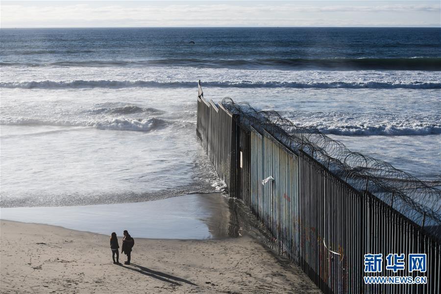 (国际)(1)美墨边境墙,从这里开始