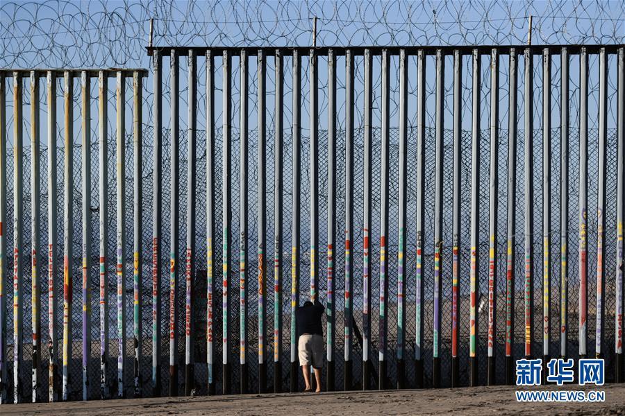 (国际)(3)美墨边境墙,从这里开始