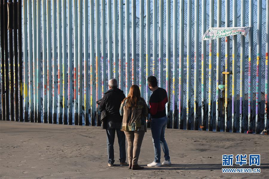 (国际)(5)美墨边境墙,从这里开始