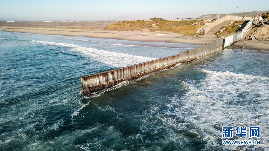 (国际)(8)美墨边境墙,从这里开始