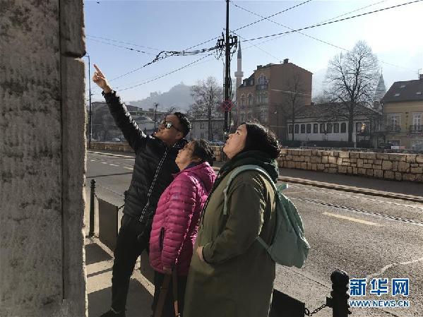 """(国际·图文互动)""""小众""""国家游——中国年的别样打开方式"""
