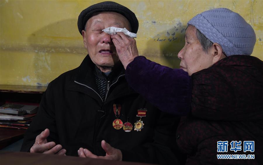 (新华全媒头条·图文互动)(8)英雄无言——95岁老党员张富清的本色人生