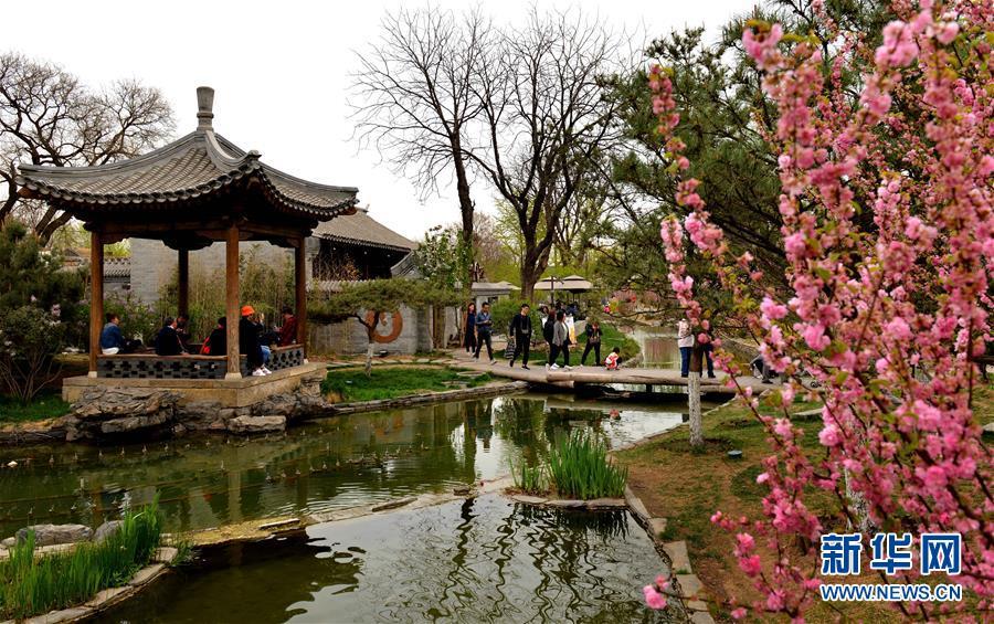 (壮丽70年·奋斗新时代·图文互动)(1)闹市中的诗意栖居——从北京前门东区看老城保护