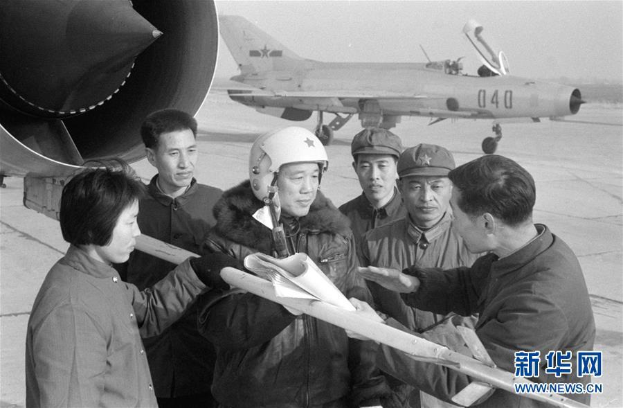 (新华全媒头条·图文互动)(1)试飞60年 铺就中国通天路