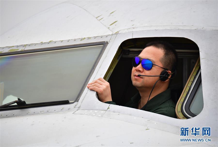 (新华全媒头条·图文互动)(7)试飞60年 铺就中国通天路