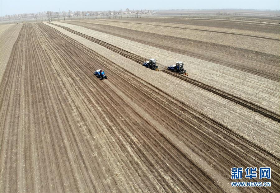(壮丽70年·奋斗新时代·图文互动)(1)吉林榆树:从产粮大县到农业强县的不懈探索