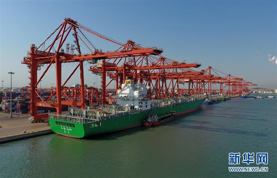 (经济)(1)唐山港一季度吞吐量超1.6亿吨