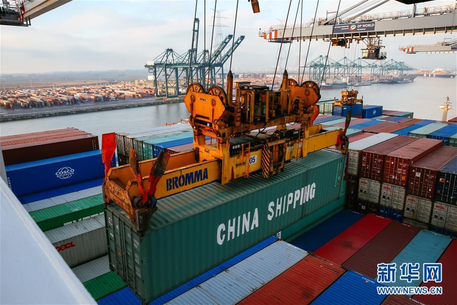 (国际·图文互动)(2)特稿:从货通全球到服务全球——中国谱写全球港口合作新篇章