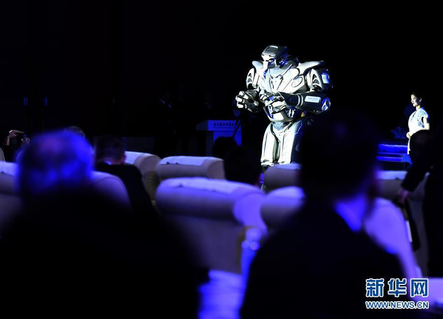 (新华全媒头条·图文互动)(1)拥抱智能新时代:世界智能大会释放了哪些新信号?