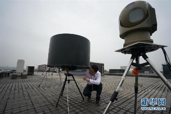 """(新华全媒头条·壮丽70年·奋斗新时代·图文互动)(6)铸就""""大国之眼""""——来自中国雷达工业发源地中国电科第14研究所的蹲点报告"""