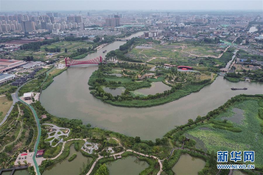"""(新华全媒头条·图文互动)(9)倾听大河新生的""""脉动""""——写在中国大运河申遗成功五周年之际"""