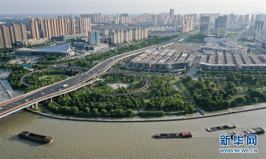 """(新华全媒头条·图文互动)(4)倾听大河新生的""""脉动""""——写在中国大运河申遗成功五周年之际"""