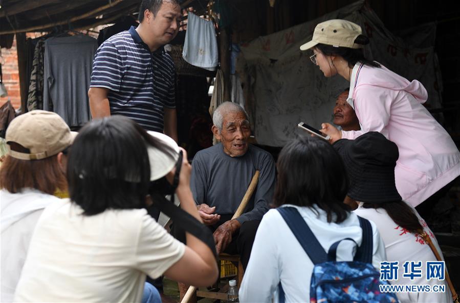 (壮丽70年·奋斗新时代——记者再走长征路·图文互动)(9)最后的湘江抢渡:用生命向信仰交出答卷