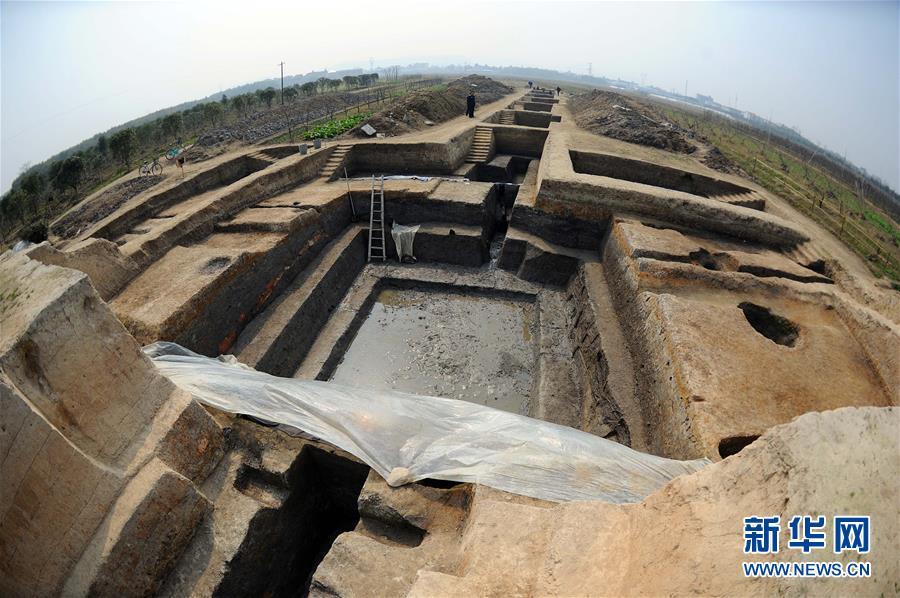 (社会)(3)良渚古城遗址获准列入世界遗产名录