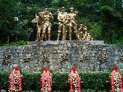 (壮丽70年·奋斗新时代——记者再走长征路·图文互动)(2)无名的牺牲——记在重庆石壕的那场生死离别