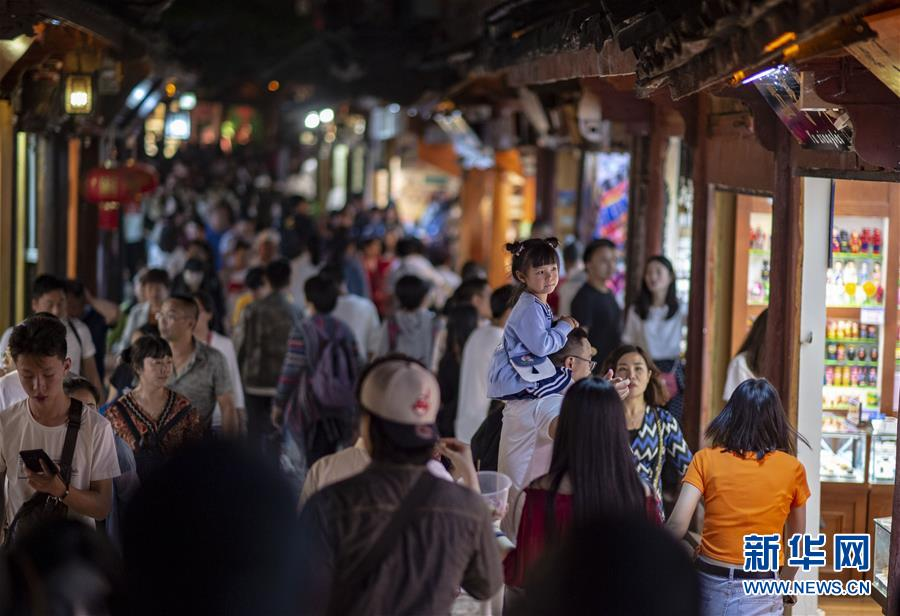 (壮丽70年·奋斗新时代——记者再走长征路·图文互动)(6)丽江古城的红色记忆