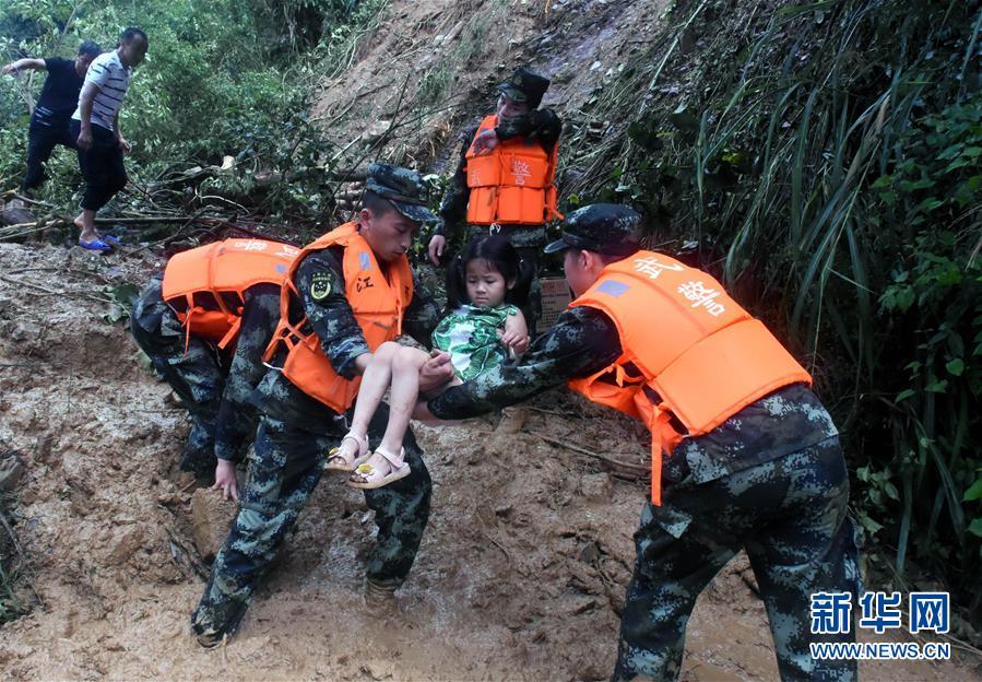 (新华全媒头条·图文互动)(1)我们是一支不可战胜的力量——献给中国人民解放军建军92周年