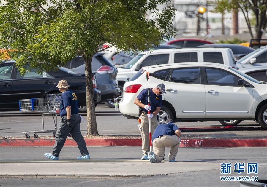 (国际)(8)美国得州枪击案遇难人数升至22人