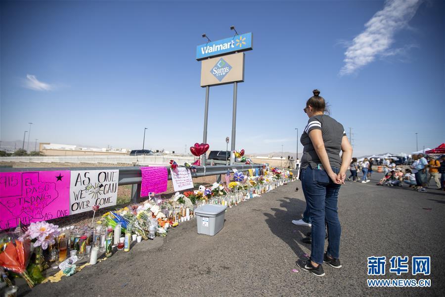 (国际)(1)美国得州枪击案遇难人数升至22人