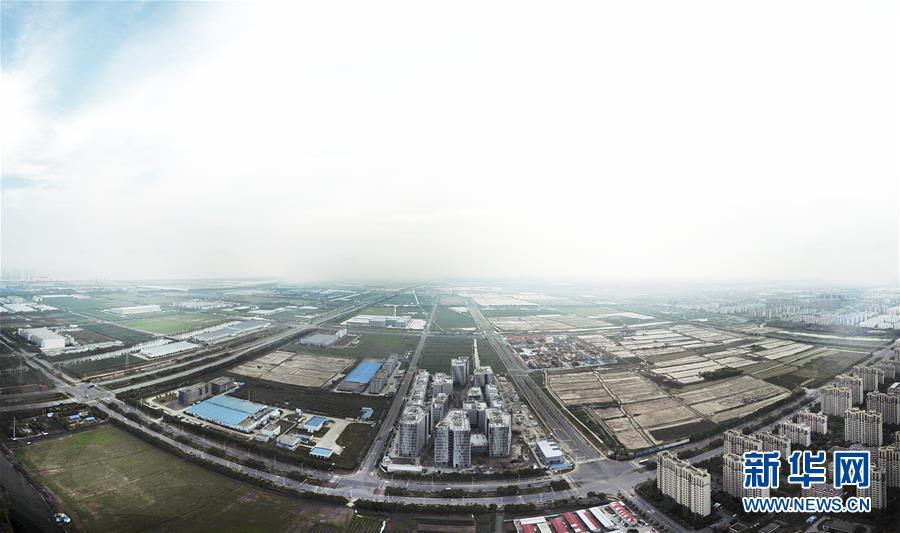 (新华全媒头条·图文互动)(4)开放新步伐 创新加速度——上海自贸试验区临港新片区正式起航