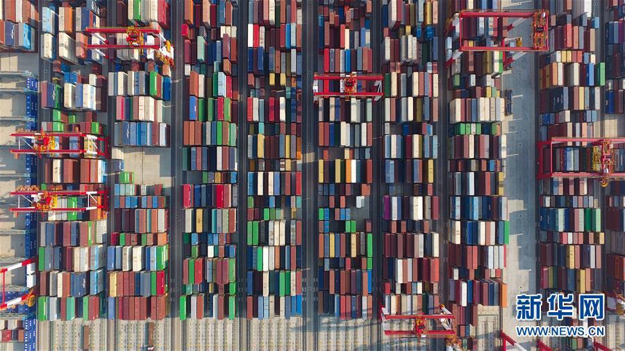 (新华全媒头条·图文互动)(5)开放新步伐 创新加速度——上海自贸试验区临港新片区正式起航