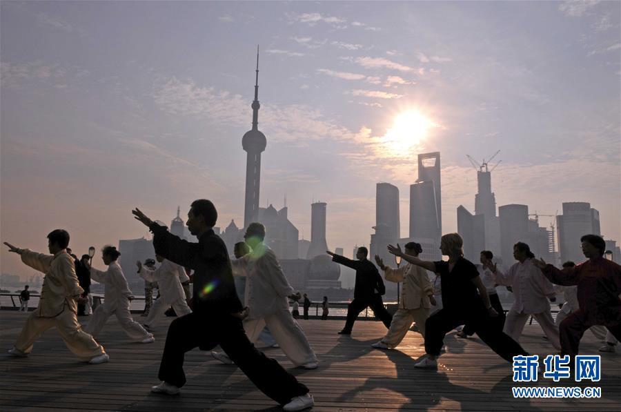(新华全媒头条·图文互动)(1)奔跑吧,健康中国——全民健身在路上