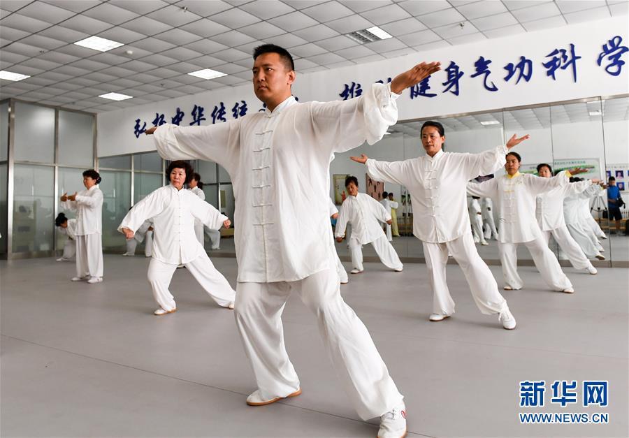 (新华全媒头条·图文互动)(2)奔跑吧,健康中国——全民健身在路上