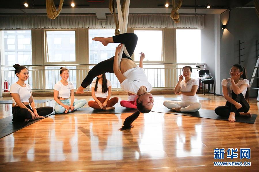 (新华全媒头条·图文互动)(3)奔跑吧,健康中国——全民健身在路上