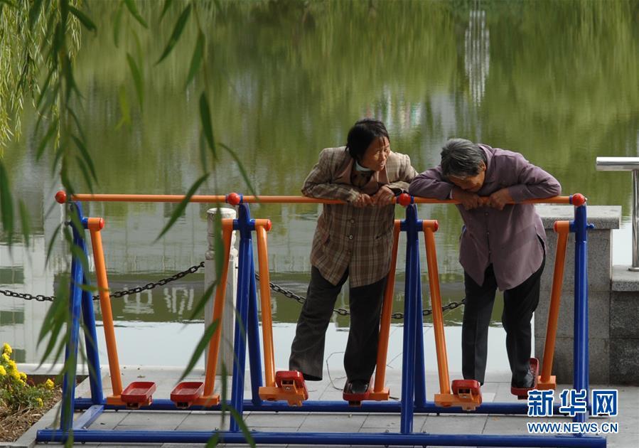 (新华全媒头条·图文互动)(6)奔跑吧,健康中国——全民健身在路上