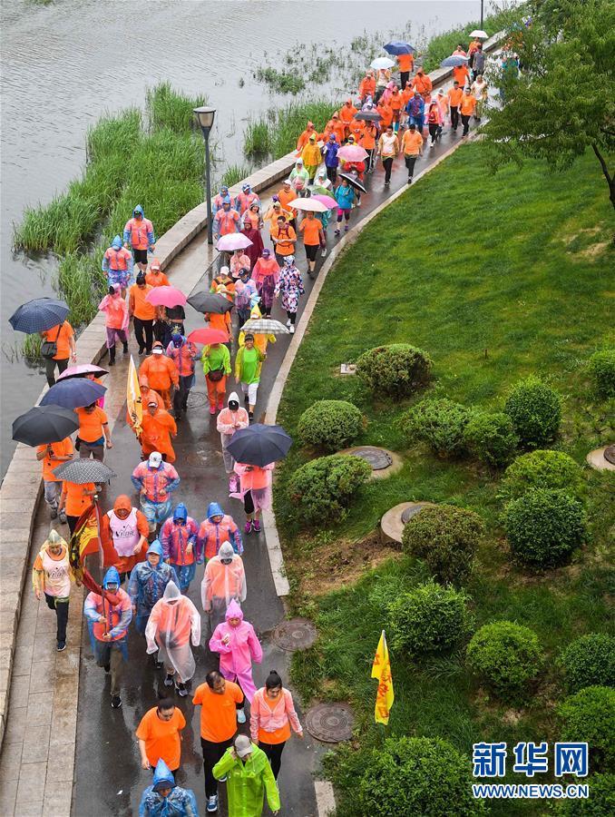 (新华全媒头条·图文互动)(7)奔跑吧,健康中国——全民健身在路上