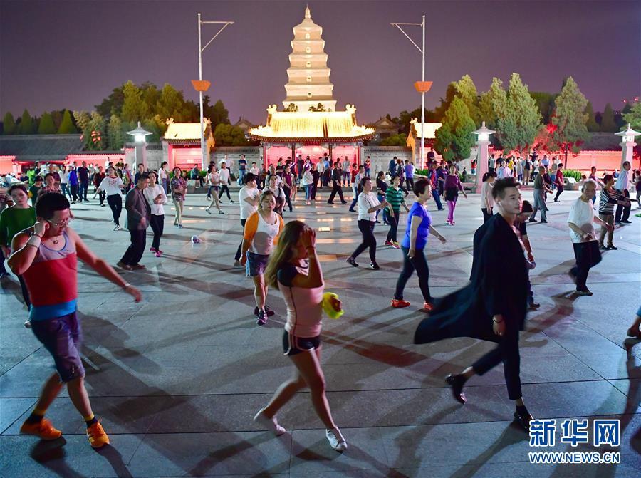 (新华全媒头条·图文互动)(8)奔跑吧,健康中国——全民健身在路上