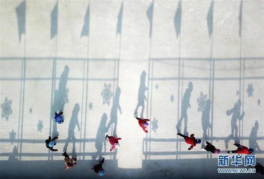 (新华全媒头条·图文互动)(13)奔跑吧,健康中国——全民健身在路上